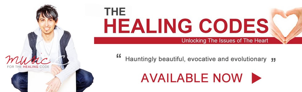 3.The Healing Codes by Elio