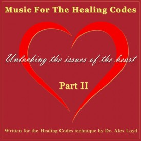 Healing Codes Music II Healing & Meditation MP3 Album (NP)